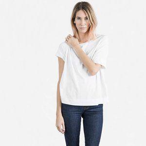 The Cotton Drop-Shoulder Tee